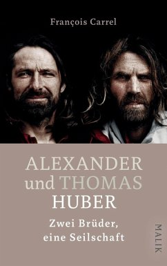 Alexander und Thomas Huber (eBook, ePUB) - Carrel, François