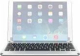 Brydge 10.5 Bluetooth Tastatur silber für iPad QWERTZ