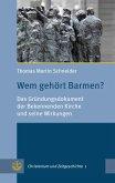 Wem gehört Barmen? (eBook, PDF)
