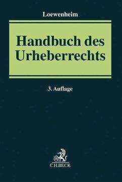 Handbuch des Urheberrechts