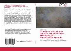 Cráteres Volcánicos del Sur de Honduras, Métodos de Percepción Remota - Corrales, Rafael