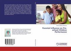Parental Influence on Pre-school Children Perfo...