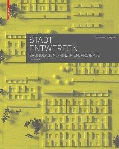 Stadt entwerfen - Schenk, Leonhard