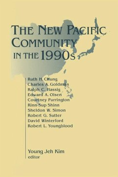 The New Pacific Community in the 1990s (eBook, PDF)