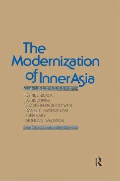 The Modernization of Inner Asia (eBook, PDF)