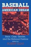 Baseball and the American Dream (eBook, PDF)