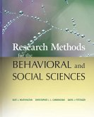 Research Methods for the Behavioral and Social Sciences (eBook, ePUB)