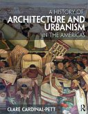 History of Architecture and Urbanism in the Americas (eBook, ePUB)