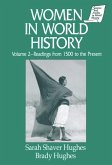 Women in World History: v. 2: Readings from 1500 to the Present (eBook, PDF)