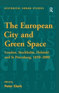 The European City and Green Space (eBook, PDF)