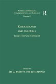 Volume 1, Tome I: Kierkegaard and the Bible - The Old Testament (eBook, PDF)
