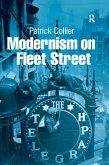 Modernism on Fleet Street (eBook, ePUB)