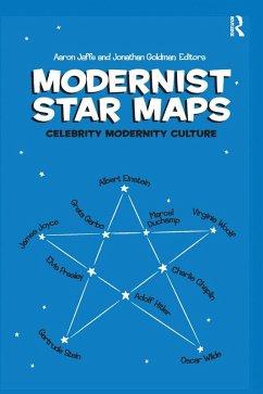 Modernist Star Maps (eBook, ePUB)