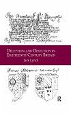 Deception and Detection in Eighteenth-Century Britain (eBook, ePUB)