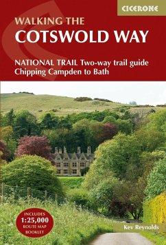 The Cotswold Way (eBook, ePUB) - Reynolds, Kev