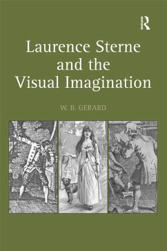 Laurence Sterne and the Visual Imagination (eBook, ePUB)