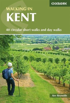 Walking in Kent (eBook, ePUB) - Reynolds, Kev