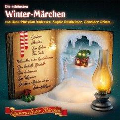 Die schönsten Winter-Märchen, 1 Audio-CD