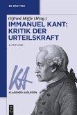 Immanuel Kant: Kritik der Urteilskraft