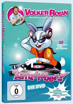 Tanzfieber - die DVD, 1 DVD
