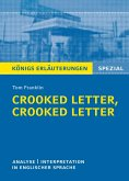 Crooked Letter von Tom Franklin.