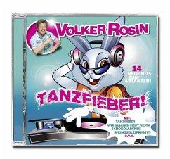 Tanzfieber, 1 Audio-CD