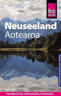 Reise Know-How Reiseführer Neuseeland (eBook, ePUB) - Schäfer, Kaja