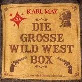 Die große Wild West Box (5 Hörspielklassiker) (MP3-Download)