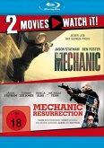 The Mechanic, Mechanic: Resurrection - 2 Disc Bluray