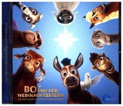 Bo und der Weihnachtsstern, 1 Audio-CD