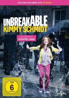Unbreakable Kimmy Schmidt - Staffel 1 DVD-Box - Unbreakable Kimmy Schmidt