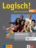 Logisch! neu B1. Arbeitsbuch mit Audios zum Download
