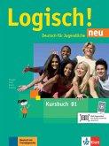 Logisch! neu B1. Kursbuch mit Audios zum Download