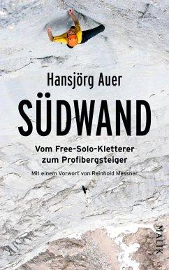 Südwand (eBook, ePUB) - Auer, Hansjörg