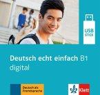 B1 - digital (Ganz- und Teilbände), USB-Stick / Deutsch echt einfach