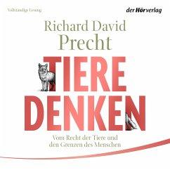 Tiere denken (MP3-Download) - Precht, Richard David
