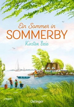Ein Sommer in Sommerby / Sommerby Bd.1 - Boie, Kirsten
