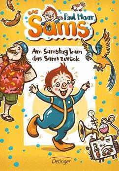 Am Samstag kam das Sams zurück / Das Sams Bd.2 - Maar, Paul
