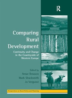 Comparing Rural Development (eBook, ePUB) - Árnason, Arnar; Shucksmith, Mark
