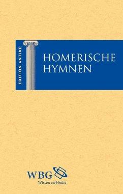 Homerische Hymnen (eBook, PDF)
