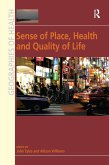Sense of Place, Health and Quality of Life (eBook, ePUB)