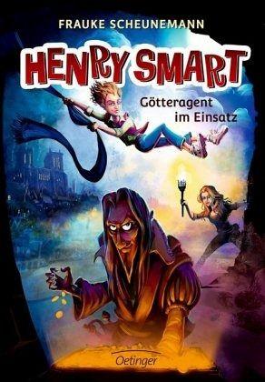 Buch-Reihe Henry Smart