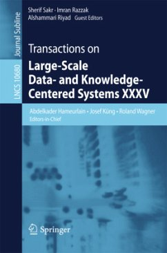 Transactions on Large-Scale Data- and Knowledge...