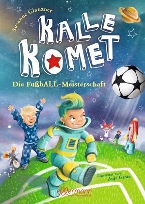 Buch-Reihe Kalle Komet