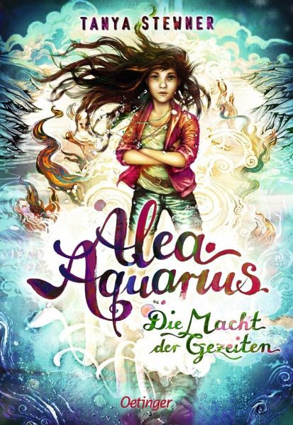 Buch-Reihe Alea Aquarius von Tanya Stewner