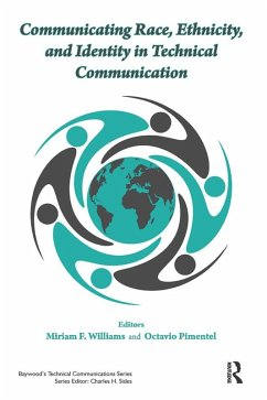 Communicating Race, Ethnicity, and Identity in Technical Communication (eBook, PDF)