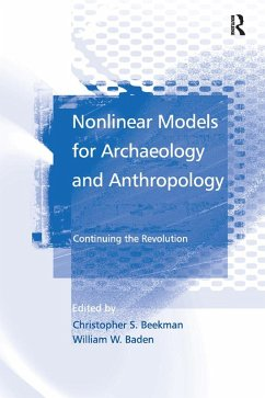 Nonlinear Models for Archaeology and Anthropology (eBook, PDF)