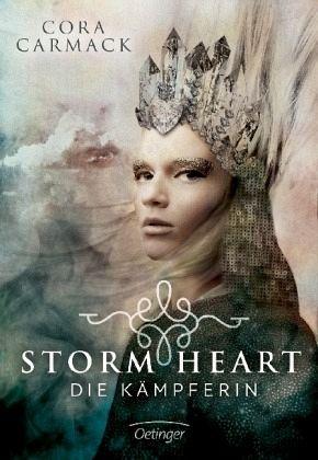 Buch-Reihe Stormheart