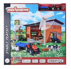 Majorette 212050007 - Creatix Farm Stable Plays...