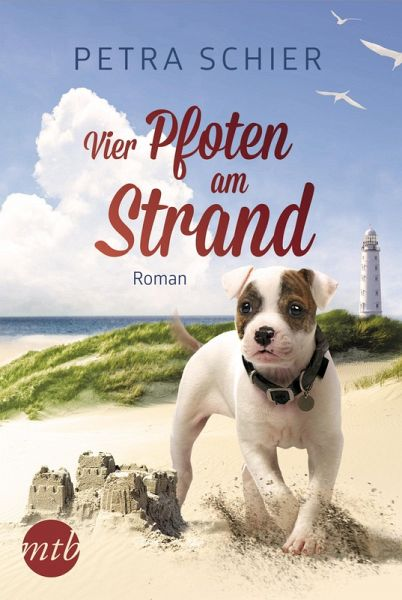 Vier Pfoten am Strand (eBook, ePUB)